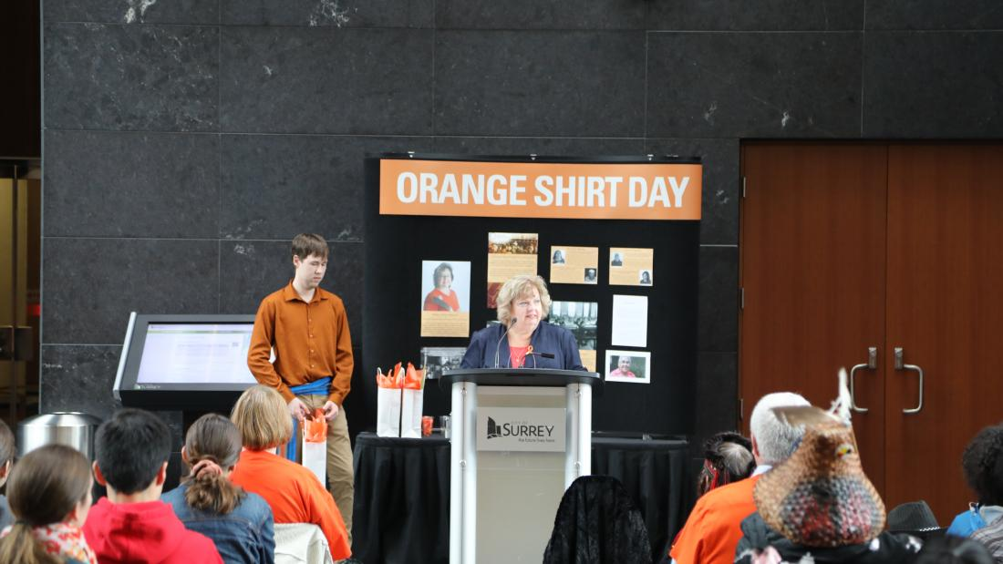 Orange Shirt Day 2019