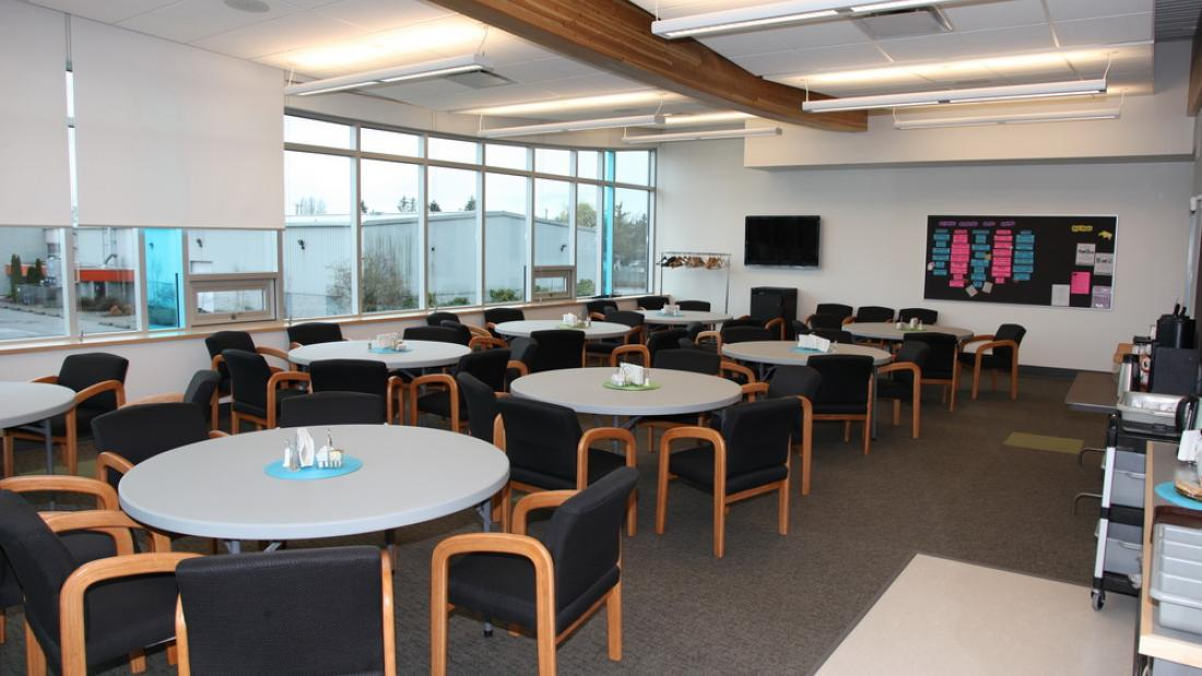 Meeting Room in Cloverdale Recreation Centre
