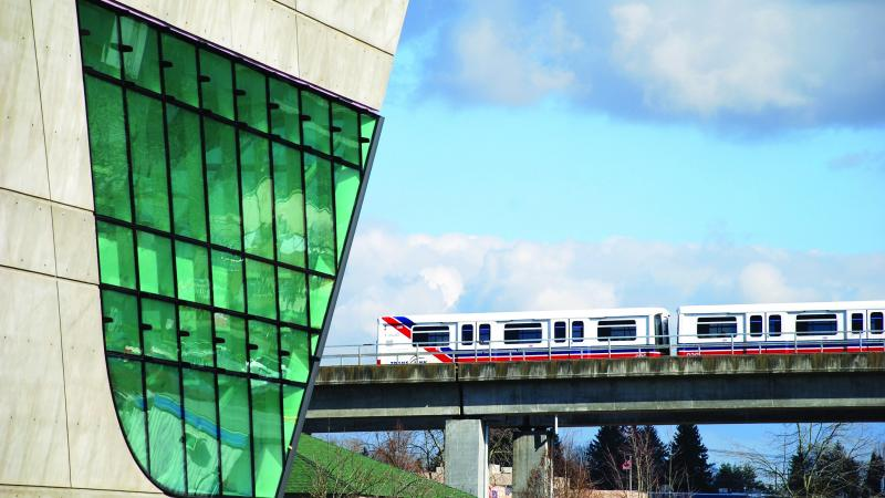 City Centre SkyTrain