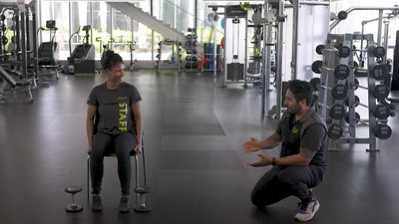 Adapted Circuit Training