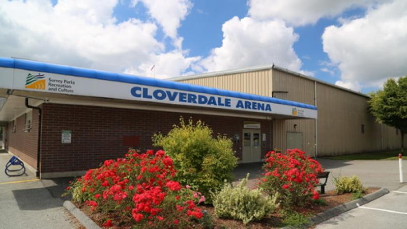 Cloverdale Arena