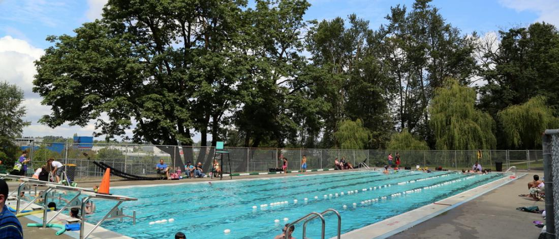 Greenway Outdoor Pool
