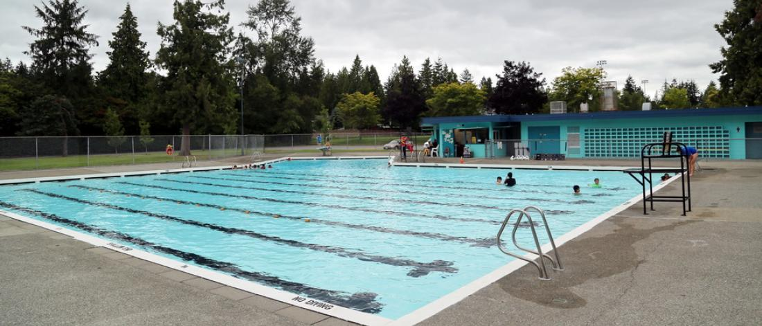 Hjorth Road Outdoor Pool