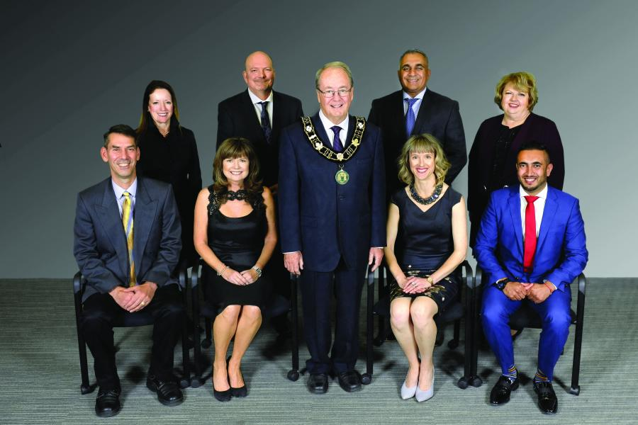 Mayor and Council Group