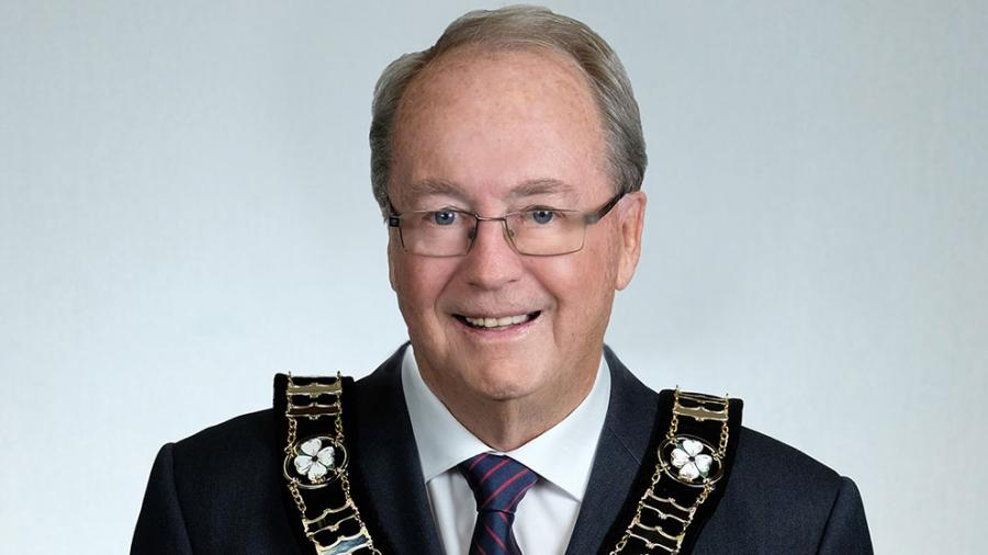 Mayor Doug McCallum