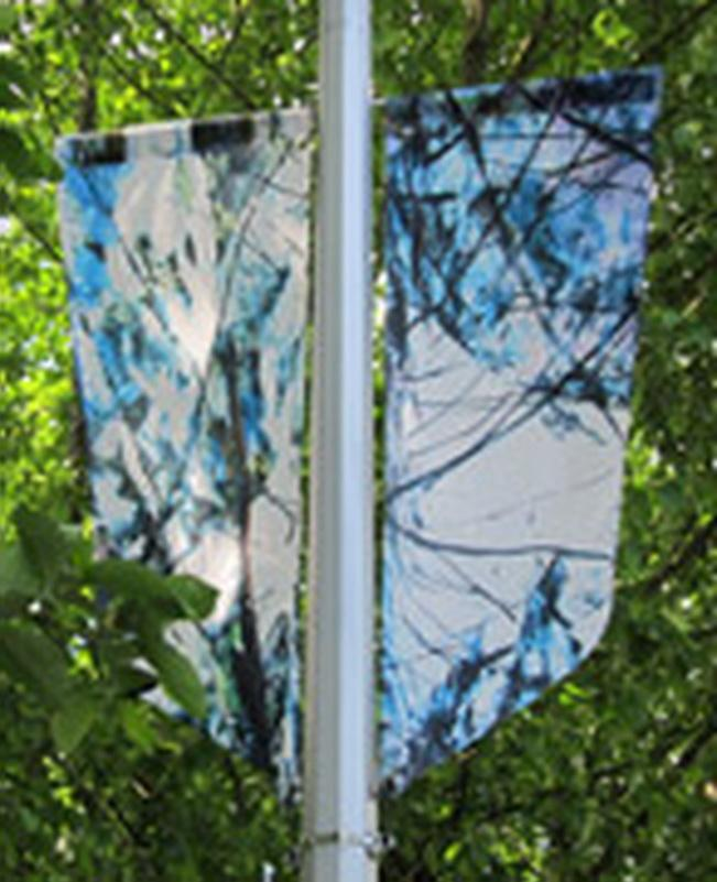 Gordon Smith West Coast Landscape Street Banners